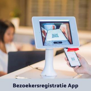 Bezoekersregistratie-app
